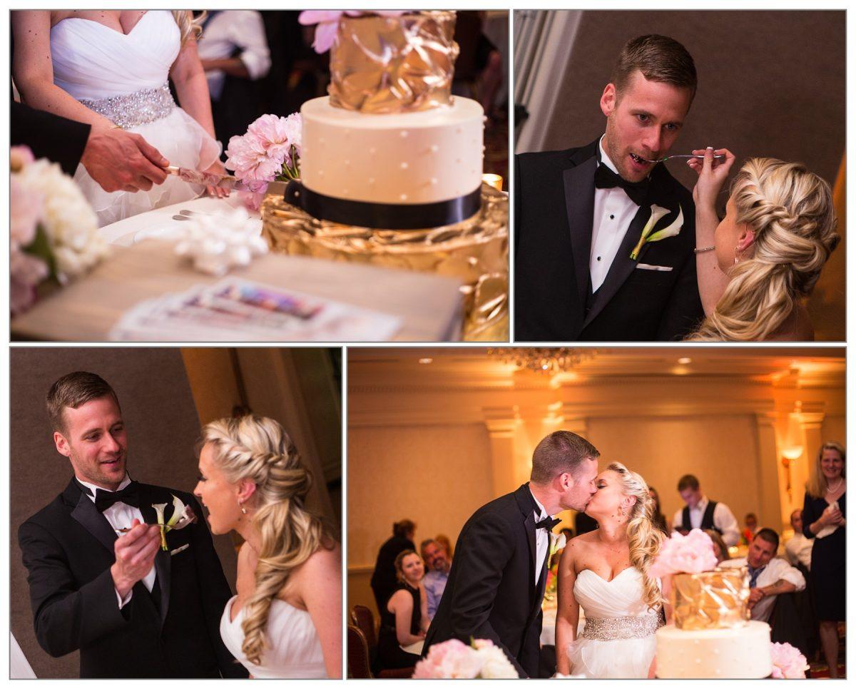 Wentworth wedding cake ceremony