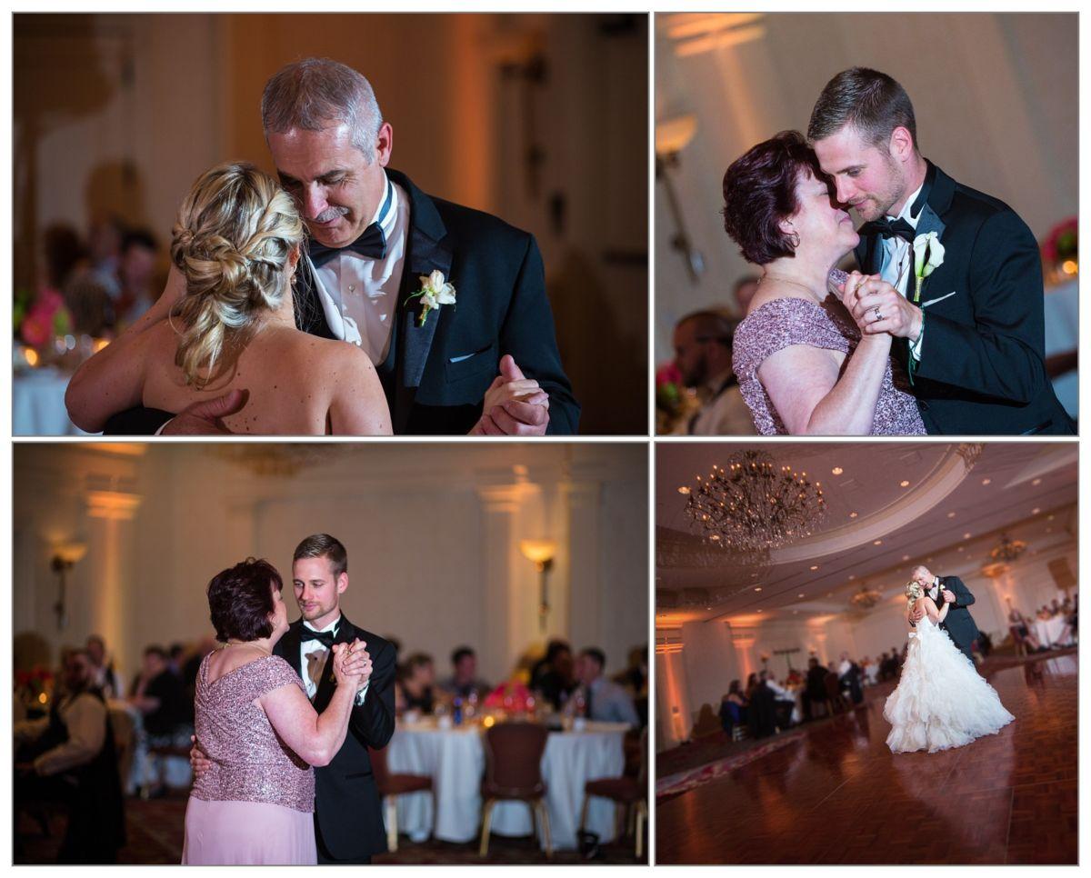father daughter dance at wentworth wedding