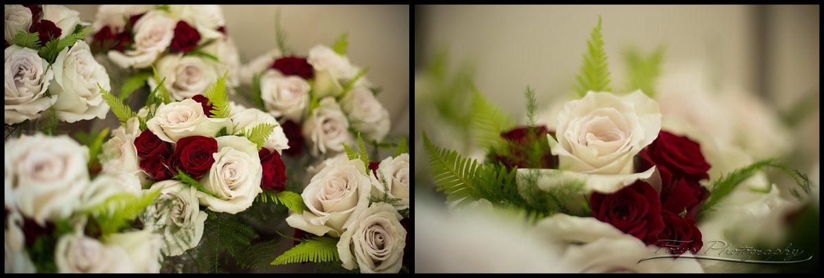 wedding flowers at Wentworth wedding by Jardiniere Flowers