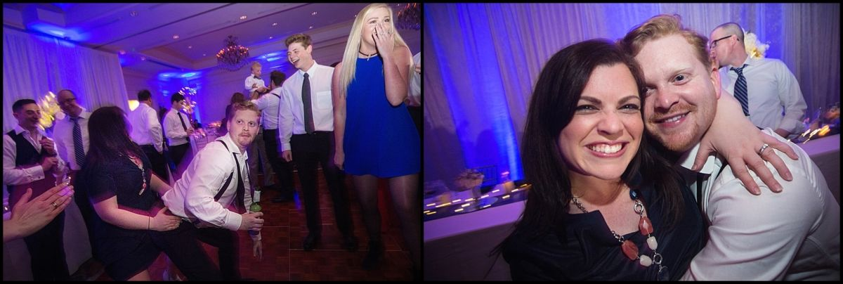 dance shenanigans