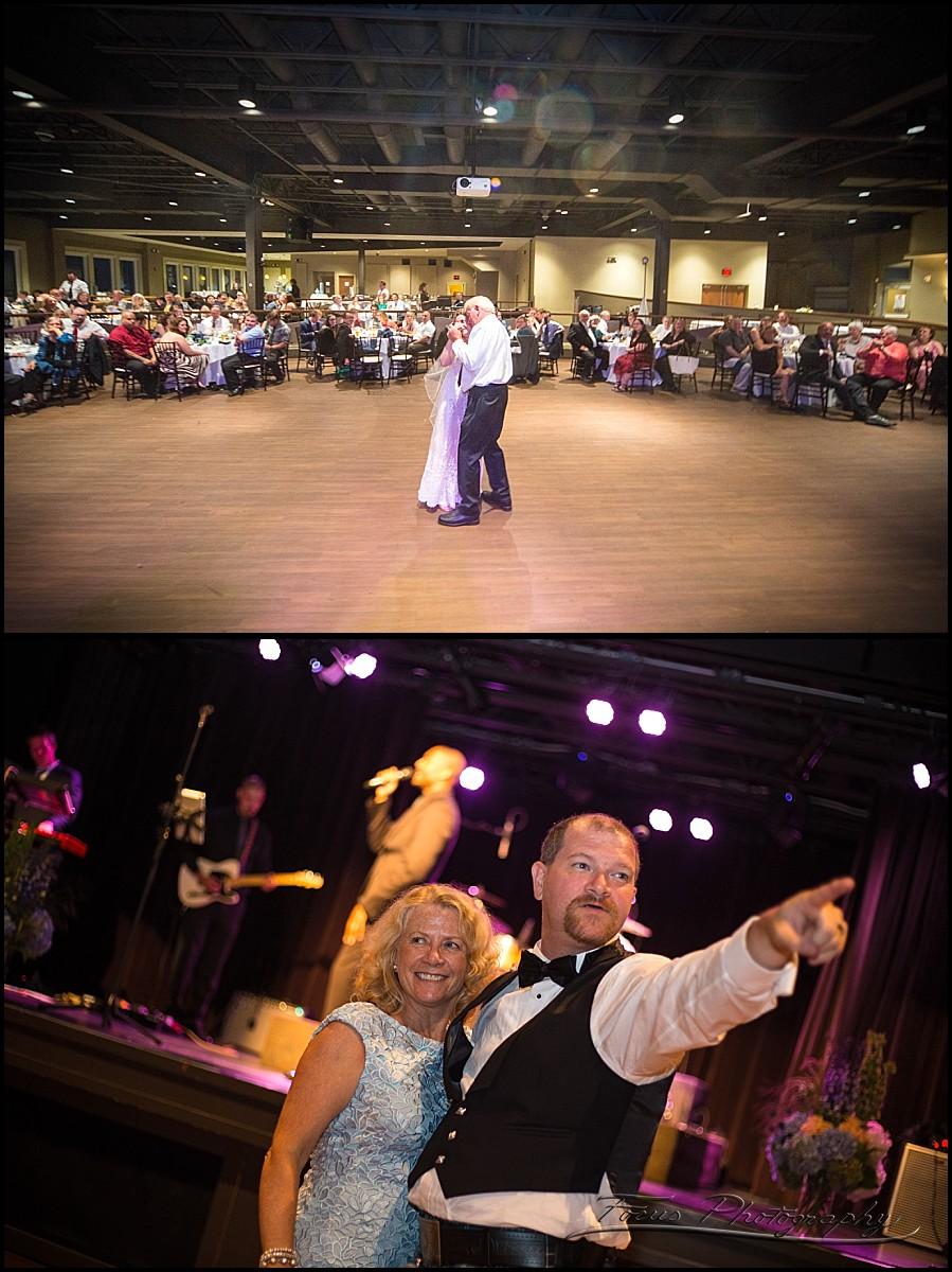 dances with parents at massachusetts wedding