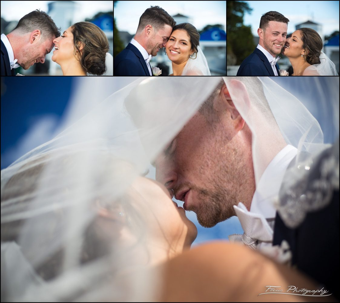 Wentworth by the Sea Wedding photographers - couples' portraits