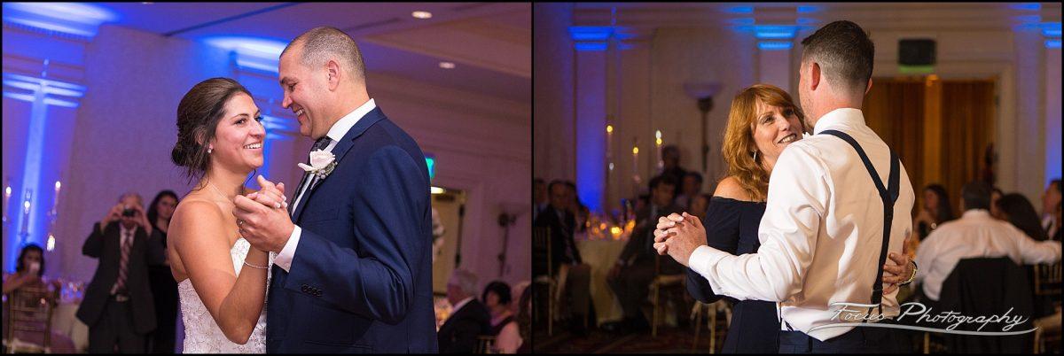 Sam & Steve's Wentworth Wedding - parent dances