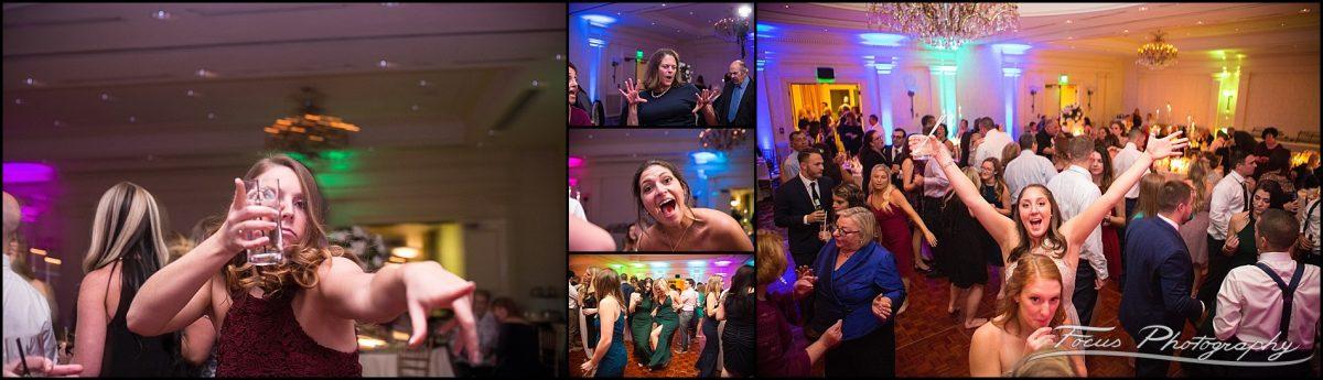 Sam & Steve's Wentworth Wedding pictures - dance floor