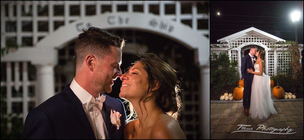 Sam & Steve's Wentworth Wedding Photography - last pictures of bride and groom