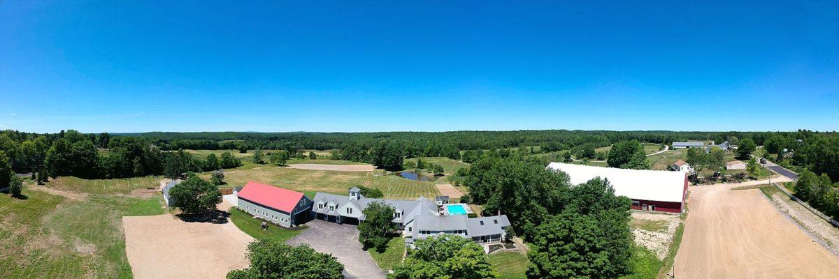 River Winds farm and estate