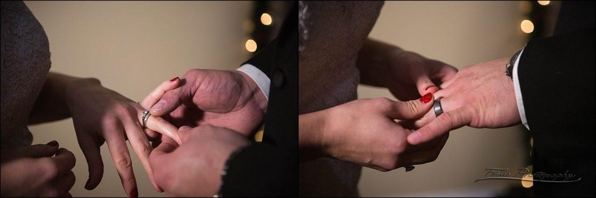 exchange of rings