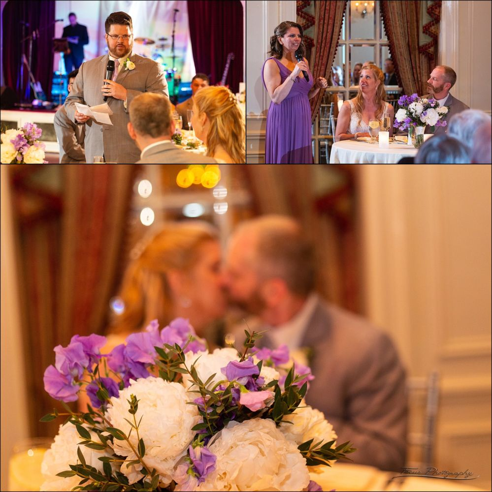 wedding toasts from best man and matron of honor