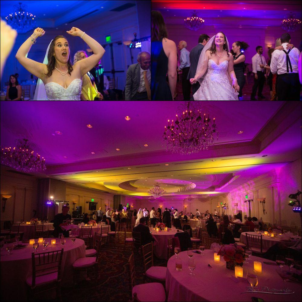 dance floor at Wentworth
