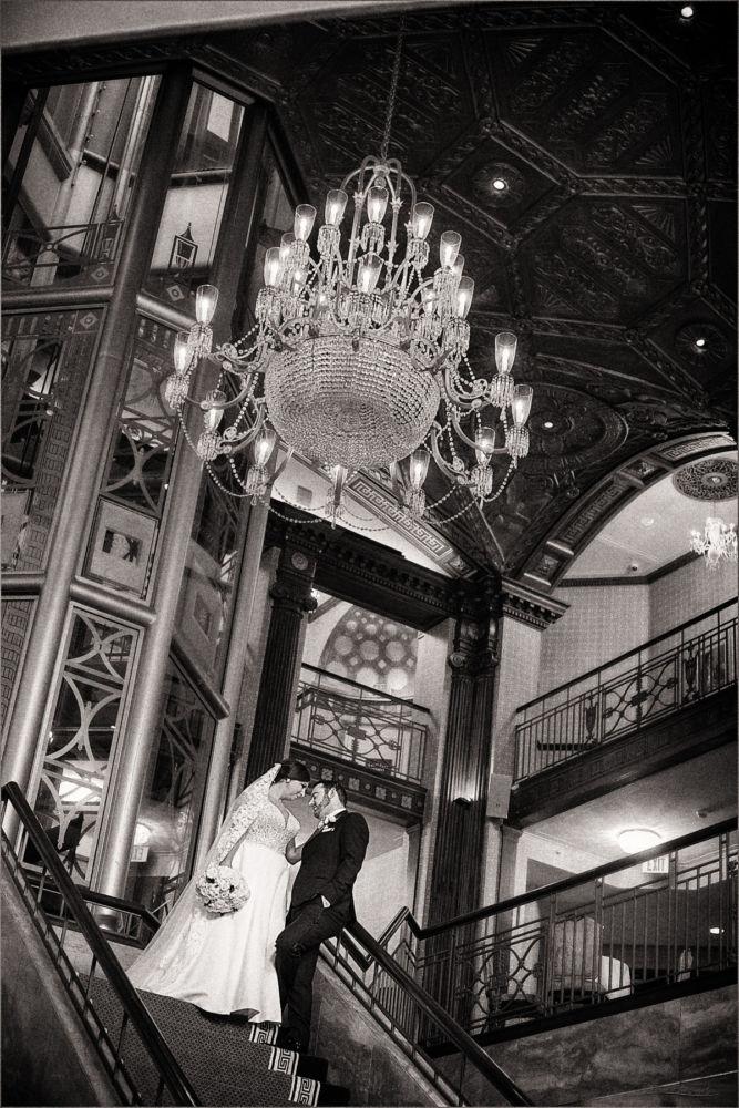 Providence Biltmore Graduate Hotel Wedding Photography CS114
