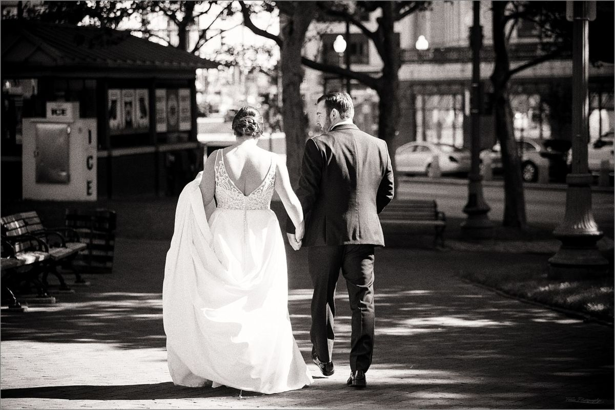 Providence Biltmore Graduate Hotel Wedding Photography CS118