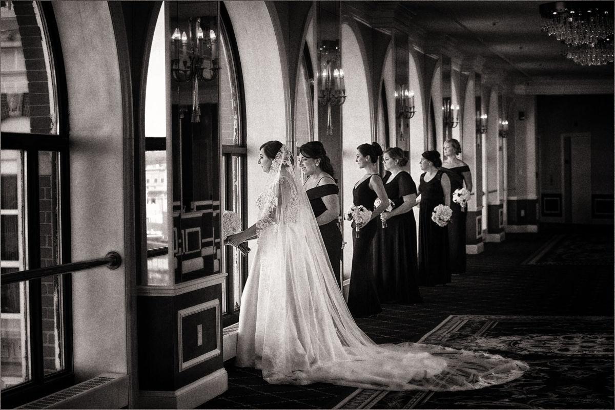 Providence Biltmore Graduate Hotel Wedding Photography CS122