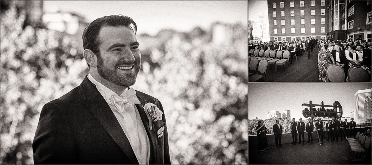 Providence Biltmore Graduate Hotel Wedding Photography CS123