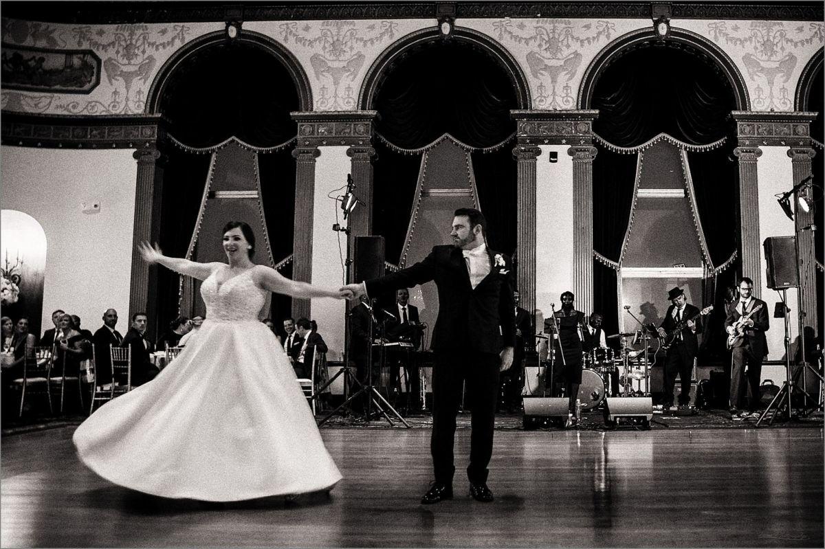 Providence Biltmore Graduate Hotel Wedding Photography CS130
