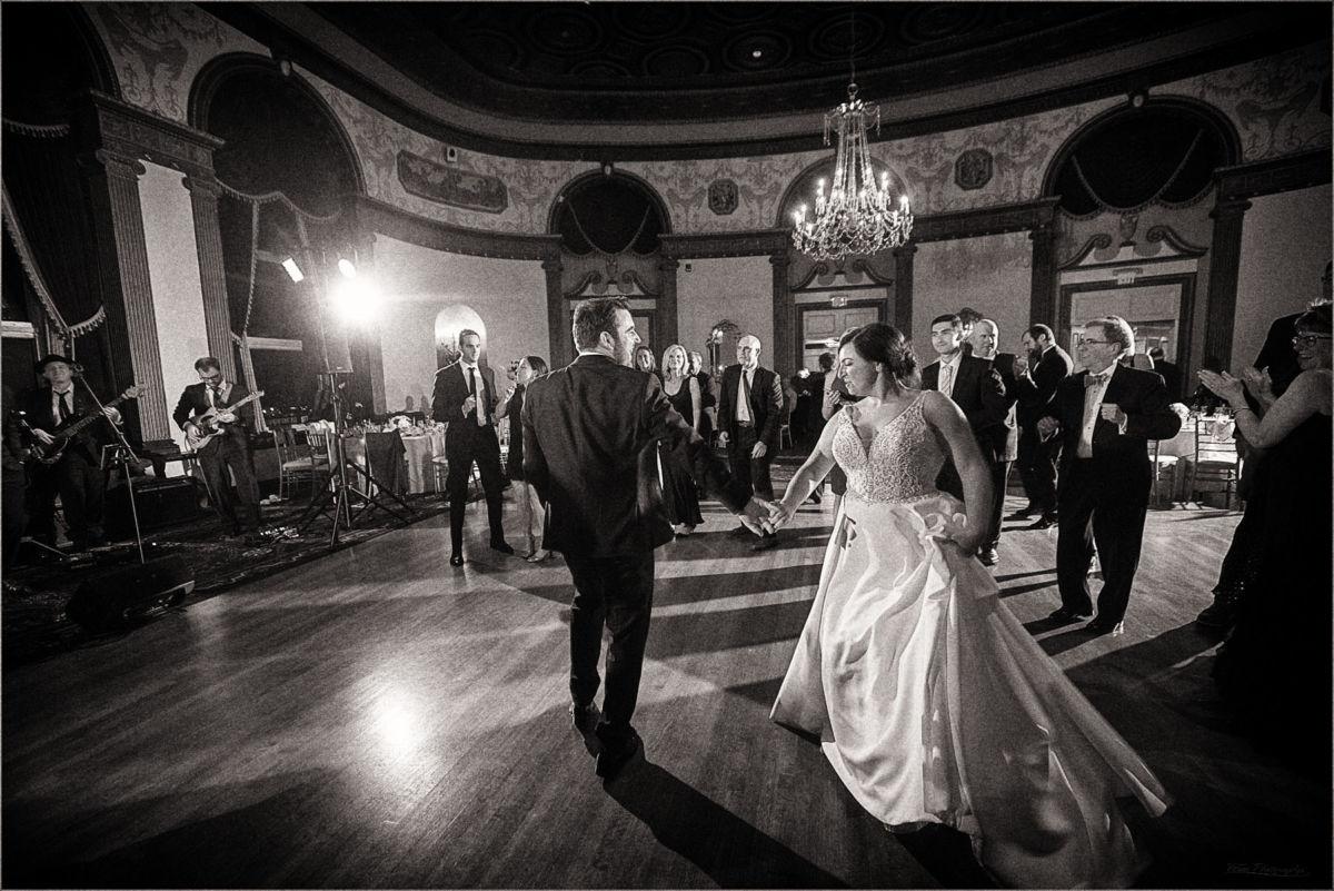 Providence Biltmore Graduate Hotel Wedding Photography CS132