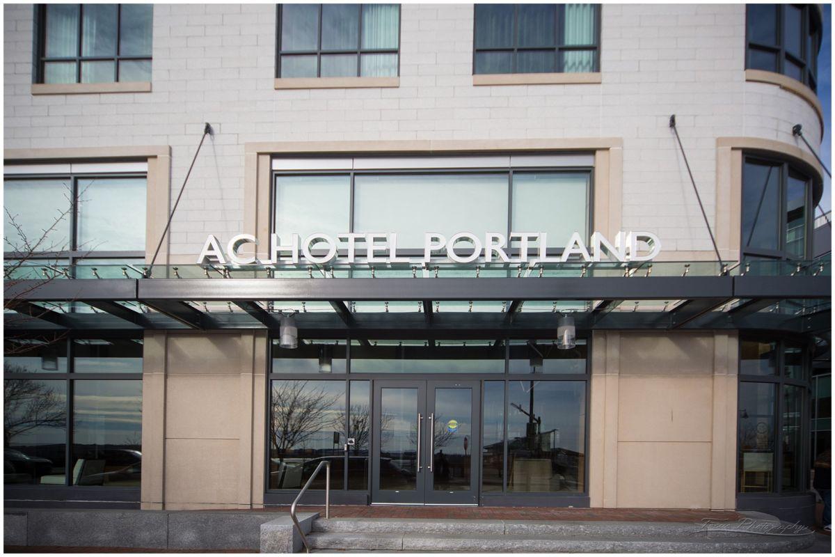 A.C. Hotel in Portland, Maine