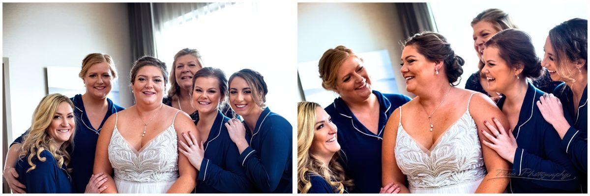 103 bridesmaids Portland Maine Wedding