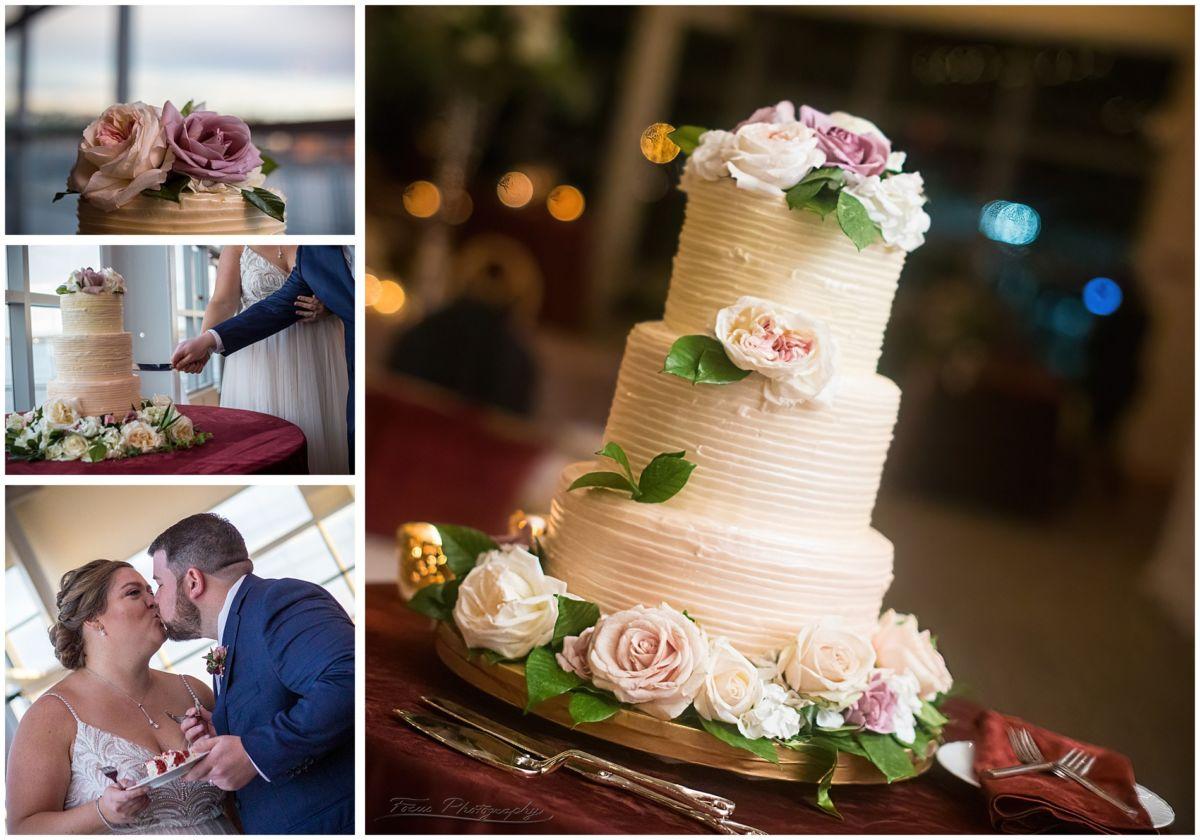 confection art wedding cake