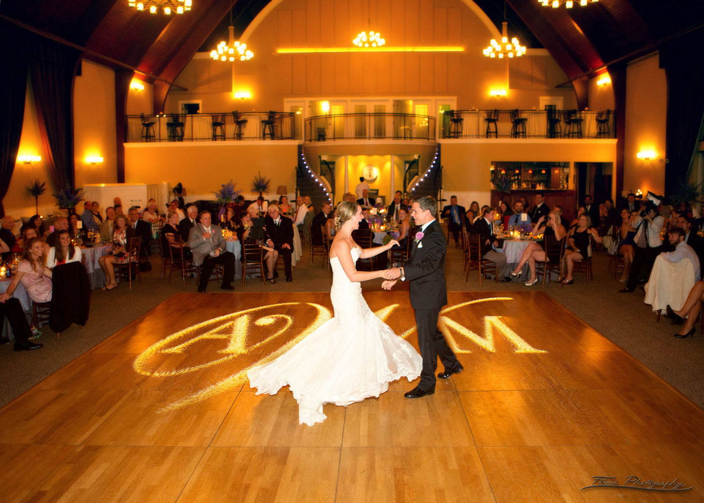 First Dance at the Landing at Pine Point Road in Scarborough, Maine