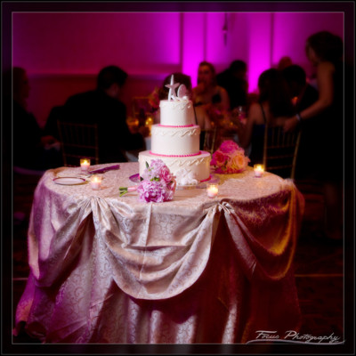 Wedding cake by Jaques