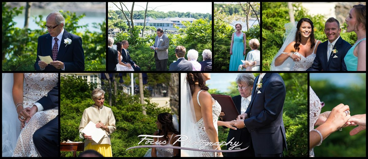 Maine wedding photography at York Harbor Inn