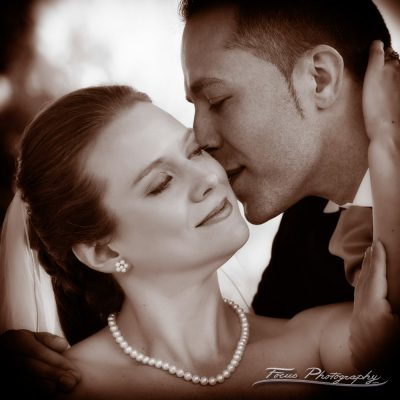wedding portrait from Wentworth by the Sea wedding in New Castle, New Hampshire